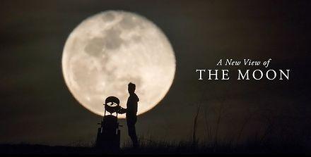 Reakcje ludzi po raz pierwszy obserwujących księżyc przez teleskop