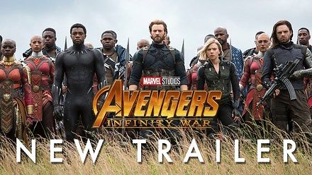 """Avengers: Wojna bez granic"" - nowy zwiastun"