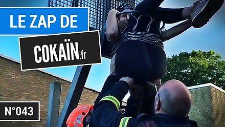 Hamak się urwał, czyli kompilacja Le Zap de Cokaïn.fr n°043
