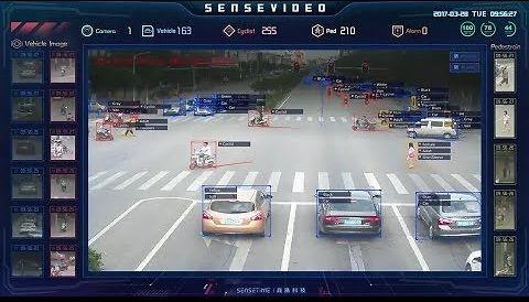 Chiński monitoring i automatyczne rozpoznawanie tożsamości