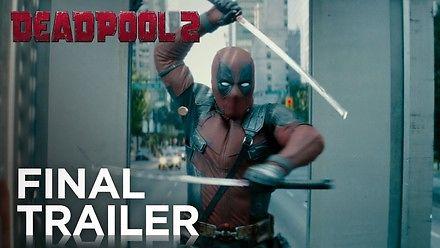 Ostatni zwiastun nowego Deadpoola