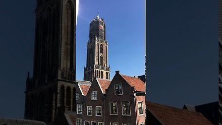 Holenderski kościół w hołdzie Avicii