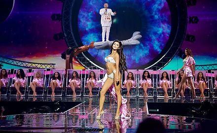 Wybory miss Ukrainy 2017 zakłócone przez feministkę