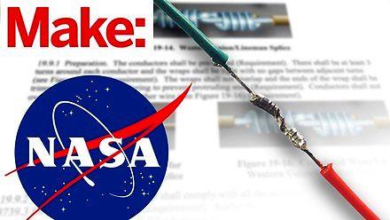 Jak skręcać kable według standardów NASA?