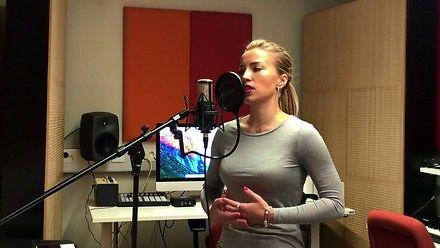 """Natalia Tsarikova w coverze """"Sleeping sun"""" zespołu Nightwish"""