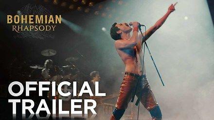 Bohemian Rhapsody - oficjalny zwiastun