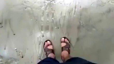 Spokojne wczasy nad morzem