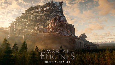 Mortal Engines - nowy film Petera Jacksona
