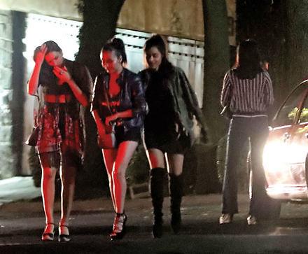 Niezły Meksyk! Piłkarze tego kraju zaprosili 30 prostytutek do zabawy