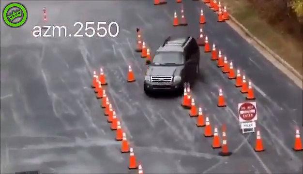 Prawdziwy mistrz kierownicy