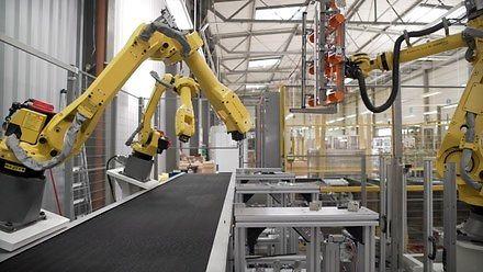 Jak produkowane są zautomatyzowane linie produkcyjne? - Fabryki w Polsce