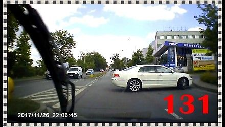 Przez park do Opoczna, czyli kompilacja Polscy Kierowcy #131