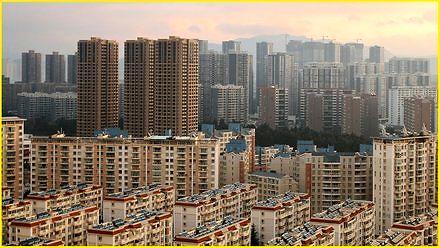 Miasta duchów w Chinach - o co chodzi?