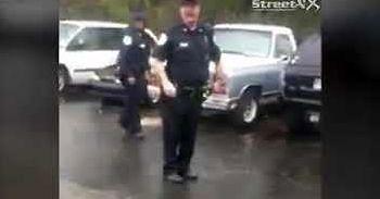 Amerykańscy policjanci pomylili Hondę z kałachem