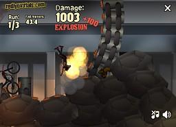 Trials: Dynamite Tumble