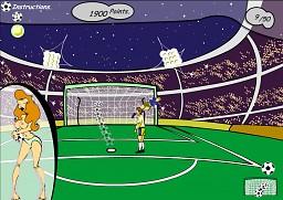 Sexy soccer