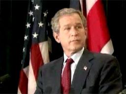 Bush i Blair razem w Gay Barze