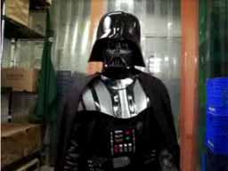 Chad Vader - kierownik dziennej zmiany 1