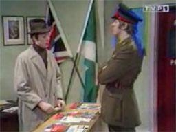 Monty Python i służba ojczyźnie