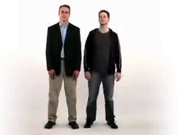Pc, Mac i Linux - parodie reklam Apple