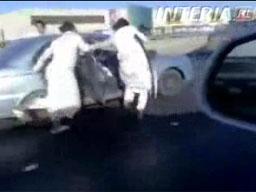 Saudyjscy skejci twardziele