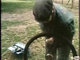 Monty Python -  Mechanik rowerowy