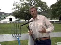 Will Ferrell jako George W. Bush