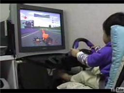 Najmłodszy na świecie kierowca wyścigowy