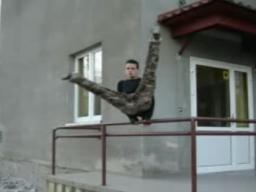 Polski parkour