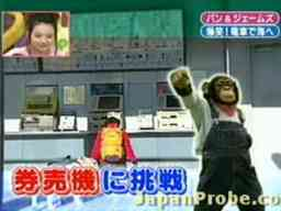 Dziwni ludzie w tej Japonii