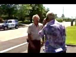 Kłótnia dziadków