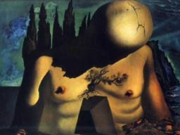 Surrealizm Salvadore Dali