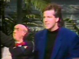 Jeff Dunham i Walter występują w telewizji