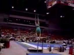 Gimnastyka nie jest dla normalnych ludzi