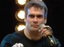 Henry Rollins o muzyce i narkotykach