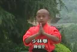 Mały mnich z Shaolin