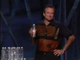 Robin Williams o golfie