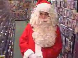 Święty Mikołaj w seks-shopie