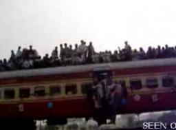 Jak sie jeździ pociągiem w Indiach