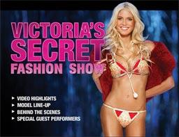 Pokaz mody Victoria's Secret