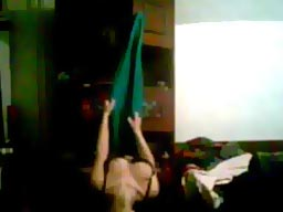 Striptizerka amatorka idzie na całość