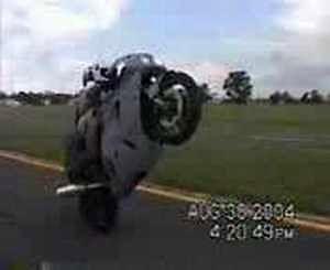 Jak motocykliści zrywają z dupami?