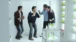 Parodia reklamy Heinekena