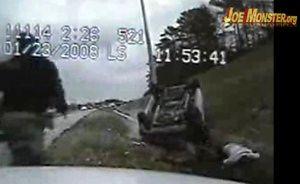 """""""Pierwsza pomoc"""" w wykonaniu amerykańskiej policji"""
