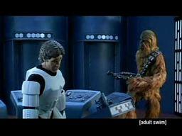 Robot Chicken - Wpadki z planu Star Wars