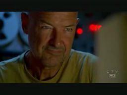 Zaskoczony John Locke