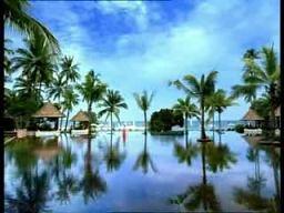Masaż na tropikalnej wyspie