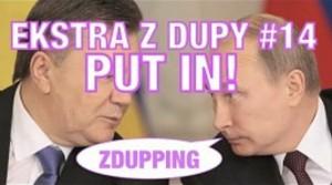 Putin o Ukrainie