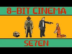 Se7en w wersji 8-bitowej
