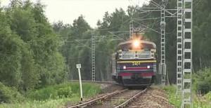 Pociąg się wozi